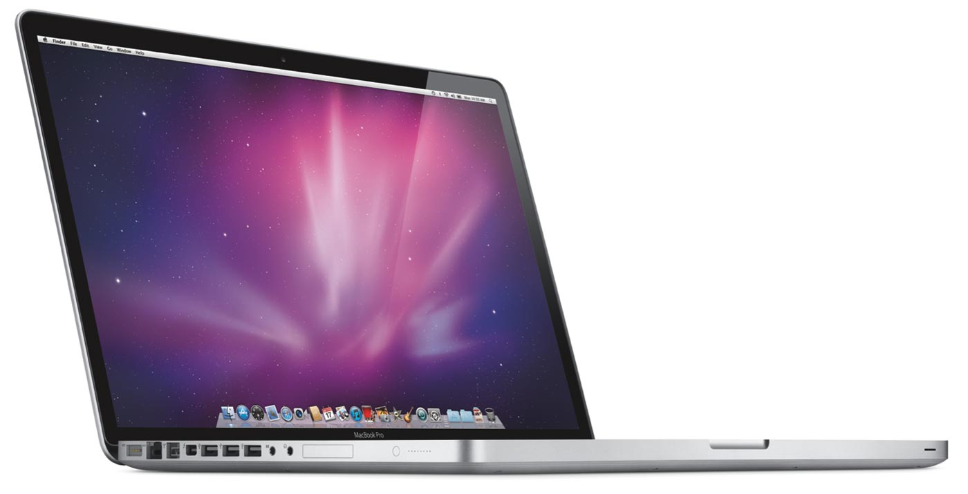 Apple MacBook Pro 17inch Core 2 Duo 2.93GHz 8GB RAM 320GB HDD A1297