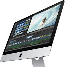 Apple iMac 21.5inch Quad Core i5 8GB 256GB SSD ME087B/A (Late 2013)