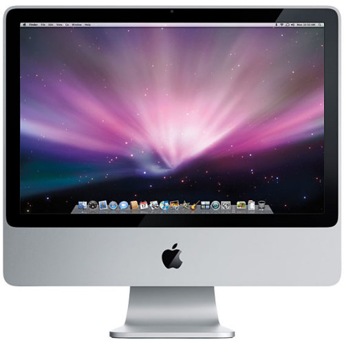 Apple iMac 24in Core2Duo 2.4GHz 2GB RAM 320GB HDD MA878BA A1225