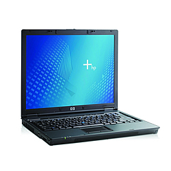 HP NC6120 Notebook