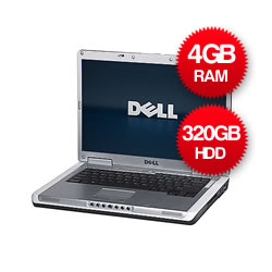 Dell Inspiron 6400 4GB - 320GB Notebook