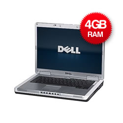 Dell Inspiron 6400 4GB Notebook