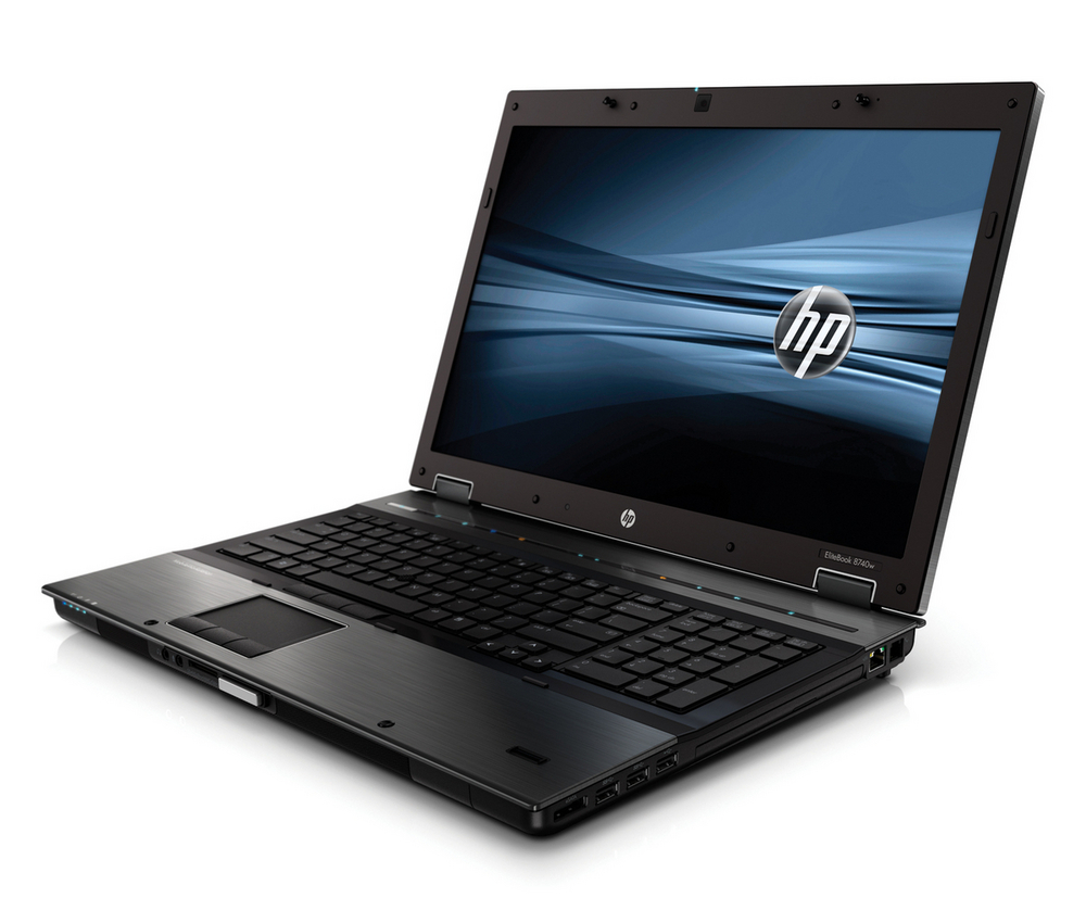 HP EliteBook 8740w Quad Core i7