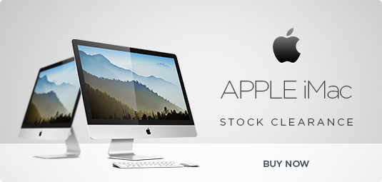 Apple iMac Clearance