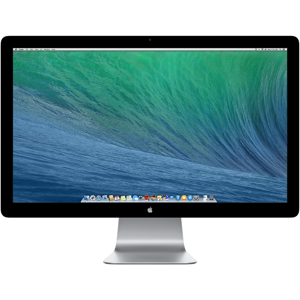 Apple Cinema Display LED Widescreen 24 Inch MB382BA