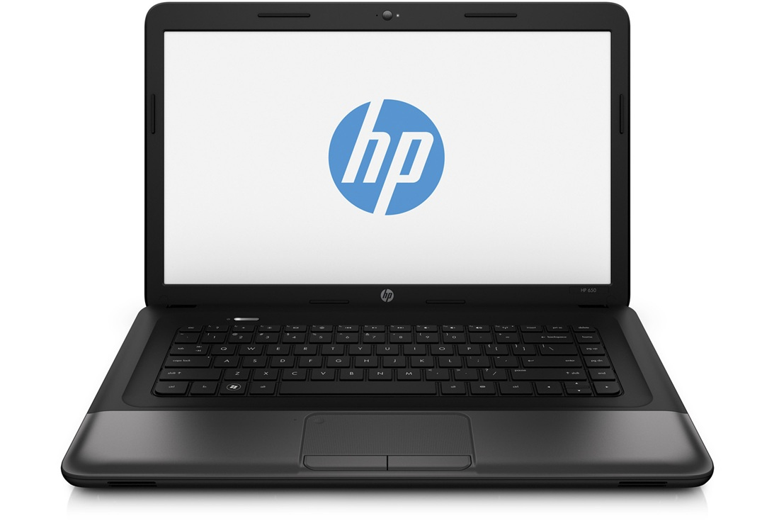 HP 650 15inch Notebook Intel Core-i3 2.2GHz 4GB RAM 320GB HDD Windows 7 Pro