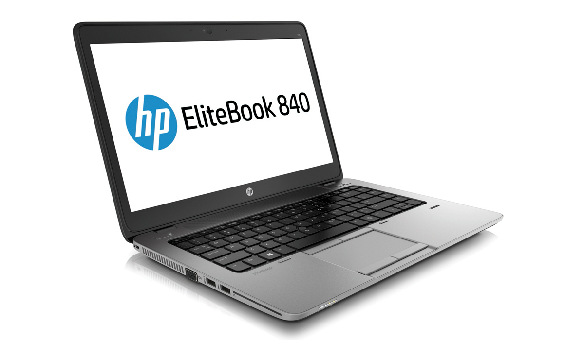 HP EliteBook 840 G1 Intel Core i5 1.9GHz 4GB RAM 180GB SSD Windows 10 Pro