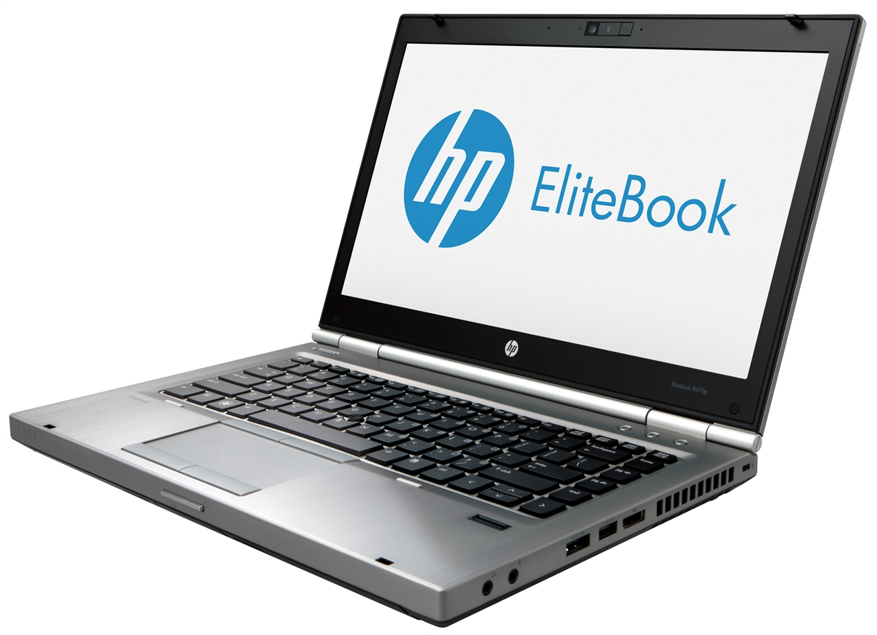 HP EliteBook 8470p Core-i7 2.9GHz 8GB RAM 500GB HDD