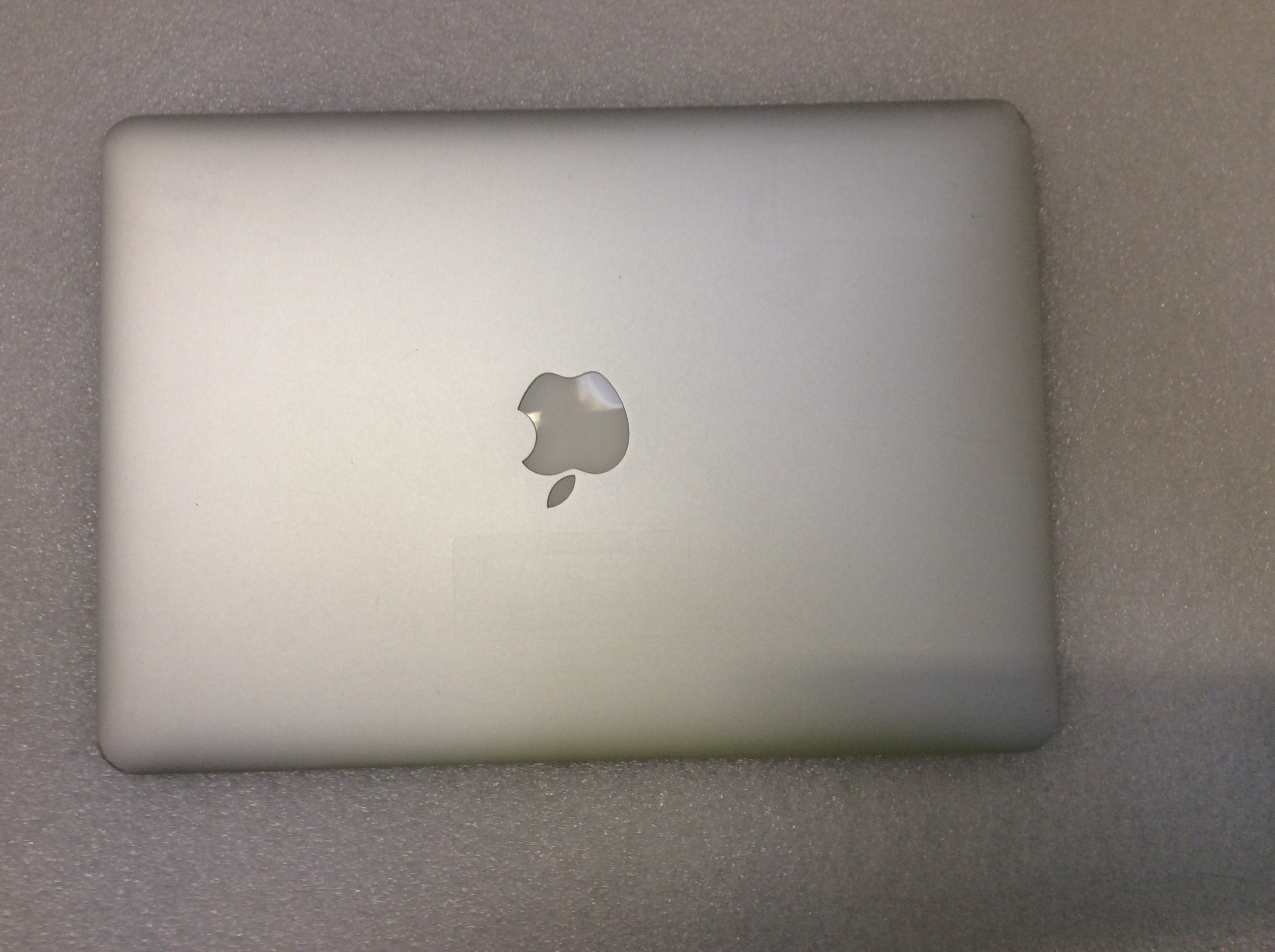 Apple MacBook Pro 13inch Core i7 2.9GHz 16GB RAM 750GB HDD MD102BA A1278