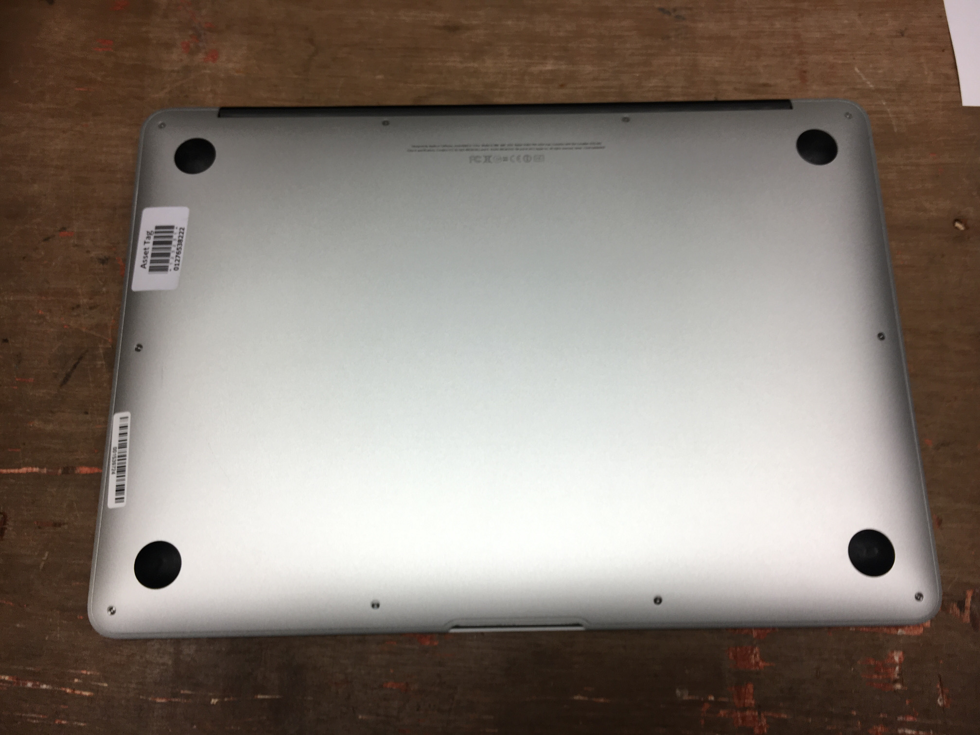 Apple MacBook Air 13inch Core i5 1.7GHz 4GB RAM 128GB SSD MC965BA