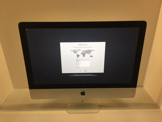 Apple iMac 21.5inch Quad Core i5 2.7GHz 8GB RAM 1TB MD093BA Slim Line Model