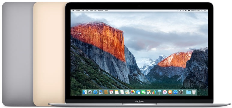 Apple MacBook 12inch Retina Display Gold (Early 2015)