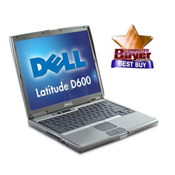 Refurbished Dell Latitude D600 Grade C