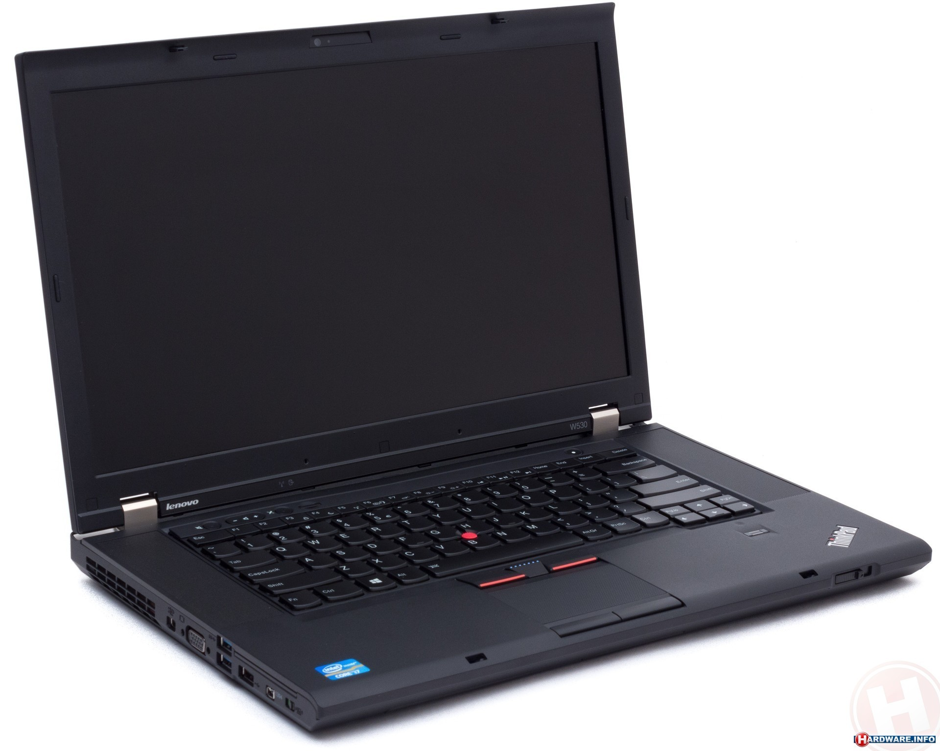 Lenovo ThinkPad W530, Core i7, 16GB, 256GB SSD, Windows 7 Pro