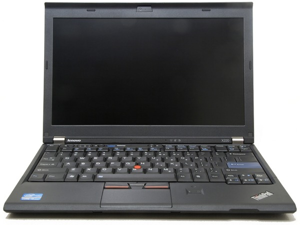 Lenovo ThinkPad X220 laptop, Core i5 2nd Generation, 4GB, 128GB SSD