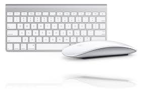 Apple Wireless Keyboard and Mouse Combo