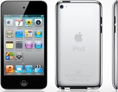 Apple iPod Touch 4th Generation 8GB (2011)