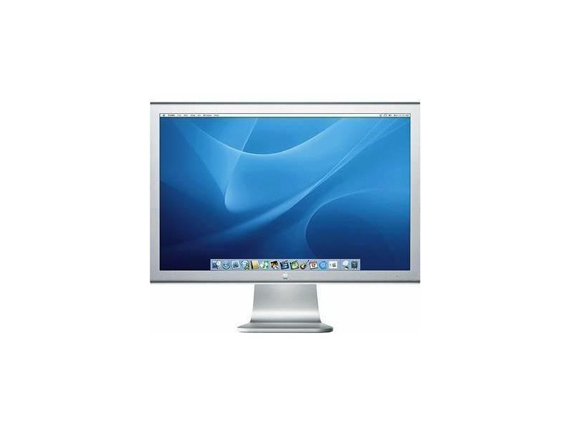 Apple Cinema Display HD 20-Inch M9177B/A (Aluminium)