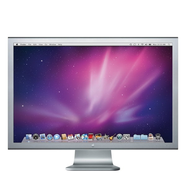 Image of Apple Cinema Display HD 30-Inch M9179B/A Widescreen (Aluminium)