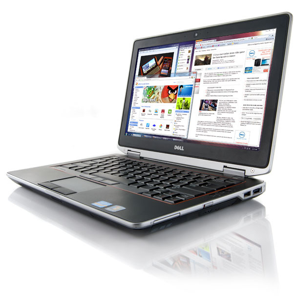 Dell Latitude E6320 Core i5, 4GB, 250GB HDD Windows 7 Pro
