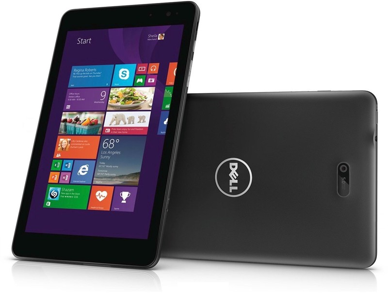 Dell Venue 8 Pro Tablet with Windows 8.1 and Office 365 Brand New