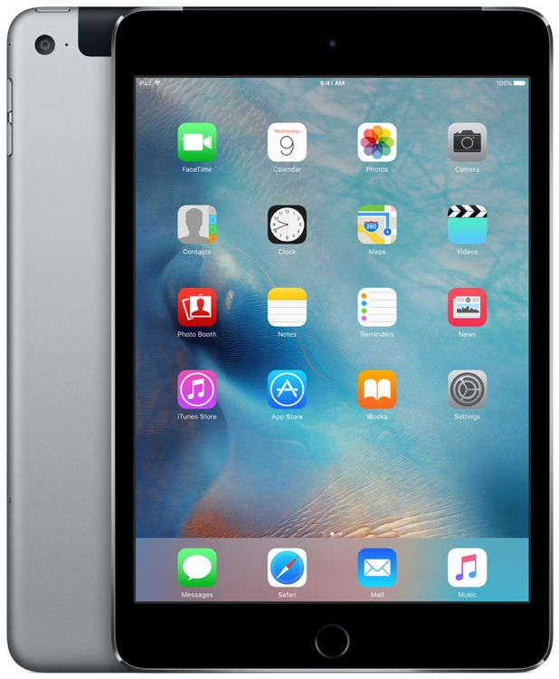 Apple iPad Mini 3 16GB Space Grey A1599