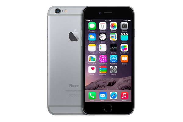 Apple iPhone 6 16GB Space Grey A1586