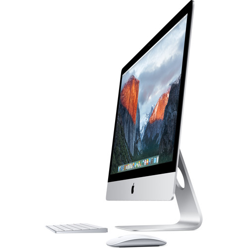 Image of Apple iMac 21.5 inch Quad Core i5 16GB RAM 1TB Fusion Drive ME086BA Late 2013 New Slim Model