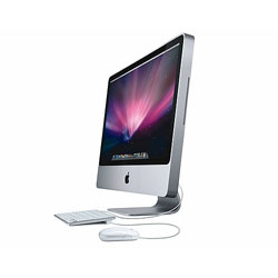 Apple iMac 20 inch Core 2 Duo, 2GB RAM, 250GB HDD, MB323B/A