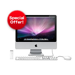 "Apple iMac 24"" 500GB"
