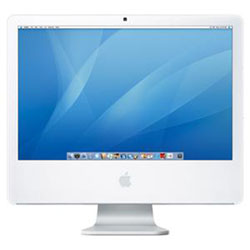 Apple iMac MA710LL C2D 1.83GHz 17""