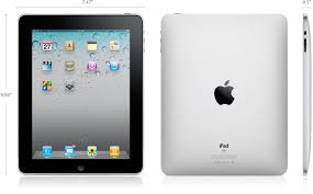 Apple iPad 1st Generation MC349B/A 64GB Wifi/3G