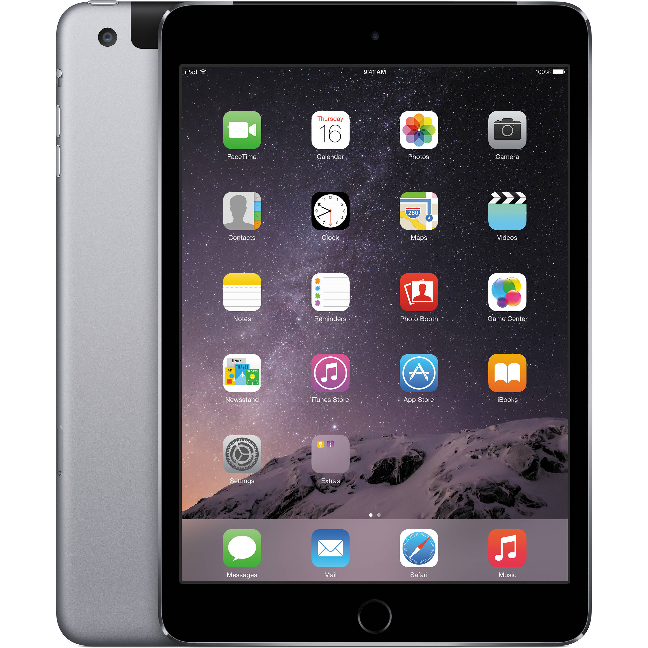 Apple iPad Mini 3, 16GB Storage WiFi/4G A1599