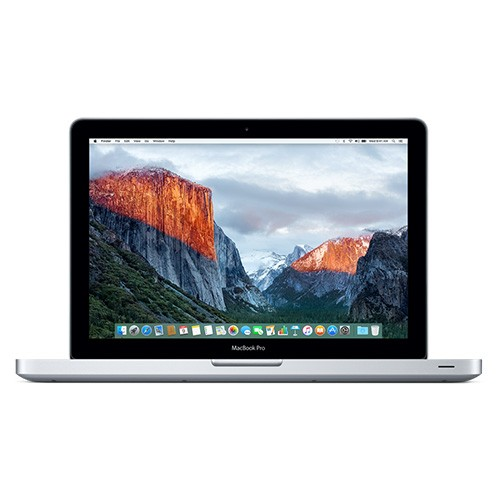 Apple Macbook Pro 13 in Intel Core-i5 2.5GHz 4GB RAM 500GB HDD A1278 MD101BA