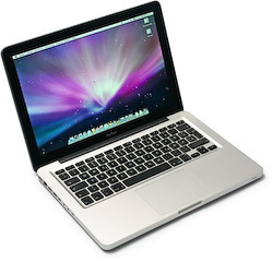 "Apple MacBook MB467LL 13.3"" 2.4GHz"