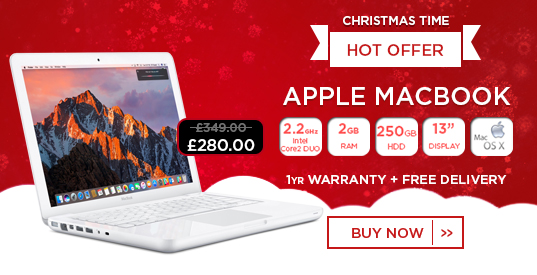 MacBook Uni Chritmas