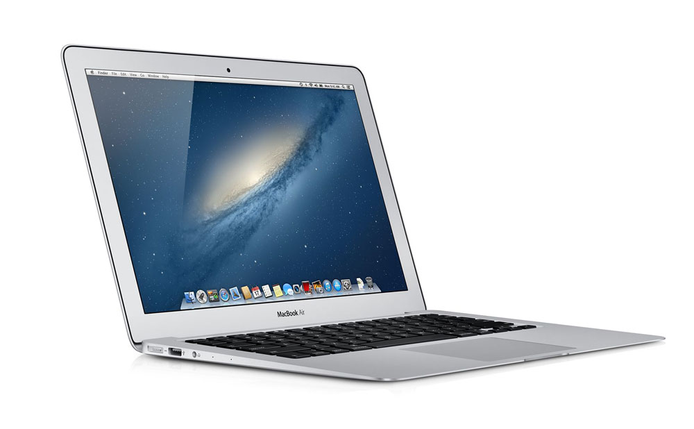 Apple MacBook Air 13in Core-i5 1.8Ghz 4GB RAM 250GB SSD MD231BA Mid 2012